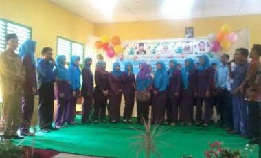 106 Siswa/i Kelas IX SMP Negeri 3 Tanjung Agung Dilepas