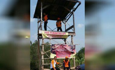 Tiga Kecamatan di Muara Enim Siaga Merah Antisipasi Karhutlah