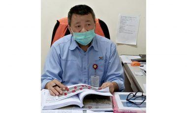 PT TeL PP Gelar Test Swab Massal bagi Karyawan