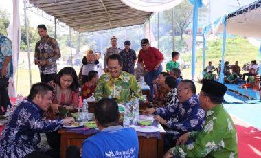 Gubernur Herman Deru Buka Festival Melemang dan Ngopi Bareng