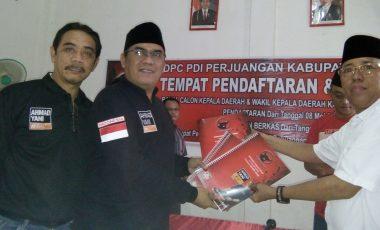 Kembalikan Formulir, AY Siap Dipasangkan dengan Kader PDI-P