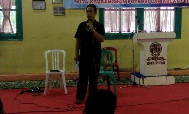 Ruspandri Beri Motivasi Murid Baru SMA BA