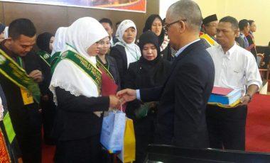 Dua Tenaga Pendidik SMA BA Raih Prestasi Tingkat Provinsi