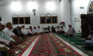Usai Diresmikan, Warga Antusias Makmurkan Masjid Al-Ihsan