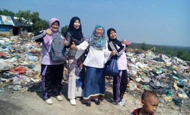 25 Pemulung Jadi Sasaran PMT Puskesmas Tanjung Enim