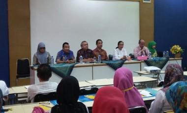 Dewan Dukung Kegiatan Ruang Berbagi Ilmu Muara Enim