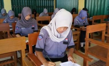 SMA dan SMK di Lawang Kidul Siap Hadapi UN