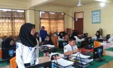 SMK Bina Mulya Sukses Gelar Uji Kompetensi