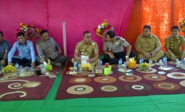 PT. PGU Sosialisasi Tambang Batubara di Desa Tanjung Lalang