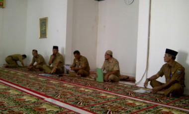 Ramadhan, SKPD Berikan Tausyiah Bergilir