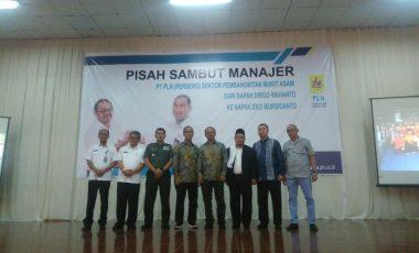 Eko Mursidanto Jabat Manager PLTU Sektor Bukit Asam