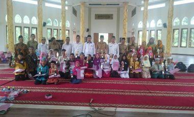 Tingkatkan Minat Baca Al-Qur'an, Pemerintah Kecamatan Ujanmas Gelar MTQ