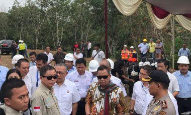 2018, Proyek PLTU Mulut Tambang Sudah Mulai Digarap