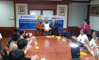 PLTU Mulut Tambang Sumsel 8 Untuk Kebutuhan Listrik di Sumatera