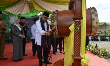 600 Peserta Ikuti MTQ Ke-XXXV Tingkat Kabupaten Muara Enim