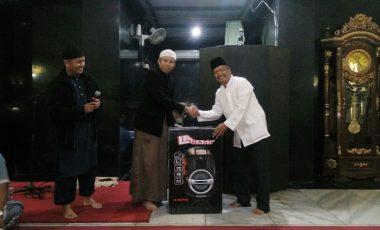 Tim Safari Ramadhan PTBA Sambangi Masjid Jami Bukit Asam