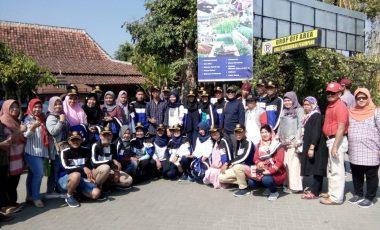 Paskibra Kecamatan Lawang Kidul Ikuti Studi Wisata ke Bandung dan Jakarta