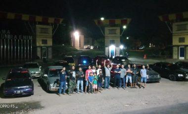 CSTE Jadi Wadah Para Pecinta Mobil Sedan di Tanjung Enim