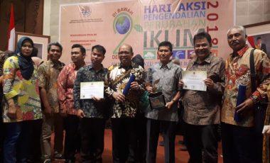 4 Desa di Muara Enim Raih Terima Penghargaan Proklim dari Kementerian LHK
