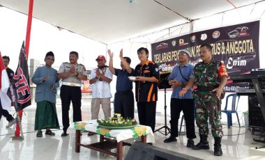 Komunitas Pecinta Sedan Tanjung Enim Resmi Terbentuk