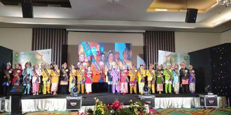 Pemkab Muara Enim Gelar Grand Final Bujang Gadis Serasan 2019