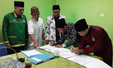 Luncurkan Program SKSS, Baznas Muara Enim Gandeng STI Tarbiyah dan STEBIS