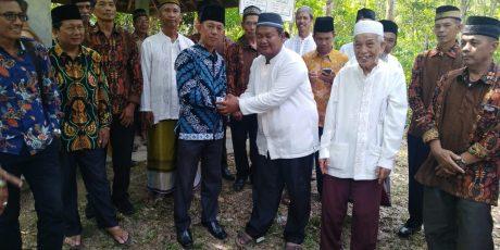 Pererat Silaturahmi, Warga Desa Penanggiran dan Embawang Gelar Sedekah Dusun