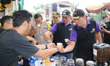 Plt Bupati Buka Festival Muara Enim Nyeruput 5000 Kopi