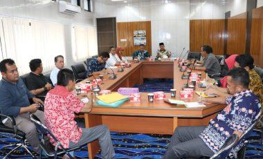 PT Medco EP Indonesia Minta Dukungan Mediasi Pemkab Muara Enim