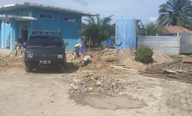 Lakukan Perbaikan, Air PDAM Mati Total di Kota Muara Enim