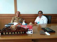Sekwan : Plt Sementara Ketua DPRD Muara Enim Dijabat Ermanadi