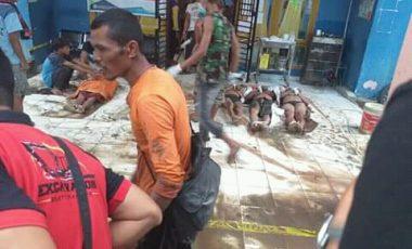 Tambang Batubara Ilegal di Desa Tanjung Lalang Longsor, 11 Korban Tewas