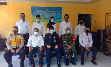 Camat Muara Enim Lantik BPD Tanjung Raja