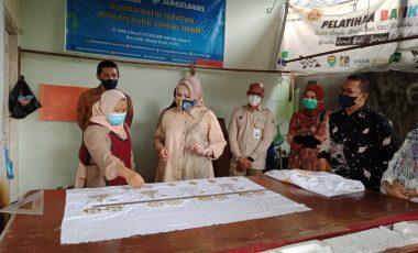Rumah Batik Serasan Bangkitkan UMKM di Muara Enim