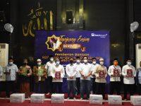 Gelar Kegiatan Tanjung Enim Berzikir, PTBA Salurkan Alquran, Iqro dan Mukenah