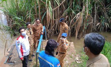 Giliran Pemkab OKI Belajar Pengelolaan PLTS di Desa Tanjung Raja Muara Enim