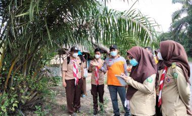 Saka Kalpataru Sumsel Kunjungi Desa Proklim Binaan PTBA