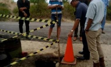 Pipa Minyak Pertamina Bocor, Pemukiman Warga Tercemar