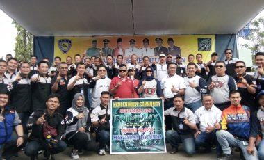 Pecinta Motor NMax Bentuk Enimmax Community