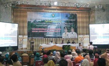 Pengembangan Inovasi Daerah Jadi Prioritas Pada Musrenbang RKPD 2018