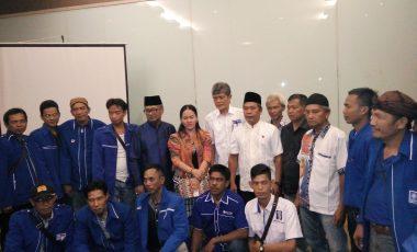 DPD PAN Muara Enim Usung Syamsul Bahri pada Pilkada 2018
