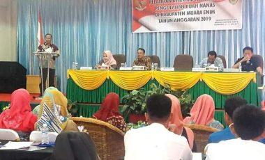 Muara Enim Tuan Rumah Pelatihan Pengolahan Buah Nanas Tingkat Provinsi