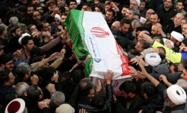 Tembakkan Rudal, Skenario Balas Dendam Terlemah Iran ke AS