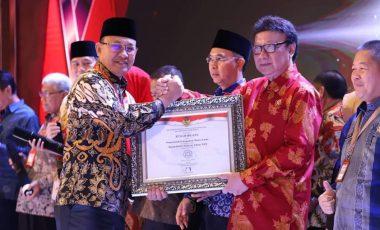 SAKIP Award 2019, Kembali Diraih Pemkab Muara Enim