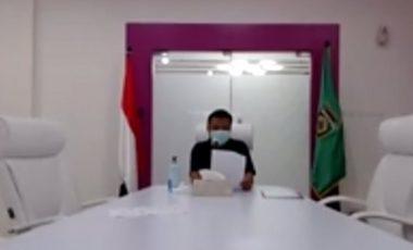 Istri Wakil Wali Kota Prabumulih Positif Covid-19