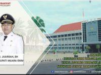 Gubernur Sumsel Apresiasi Kesiapan Pemkab Muara Enim Tangani Covid-19