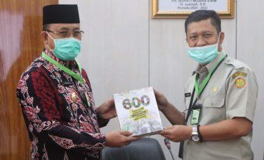 Pemkab Muara Enim Dukung Inovasi Teknologi Pertanian Budidaya Ayam KUB Sumsel