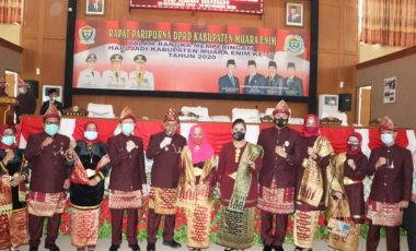 Gubernur Sumsel Apresiasi Prestasi Kabupaten Muara Enim