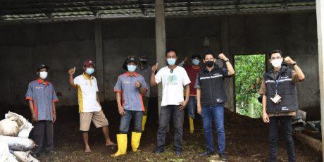 Kisah Sukses Pengusaha Pupuk Bokasi, Banjir Rezeki Sejak Pensiun PETI