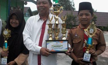 GAR Se-SumSel, MTs Darussa'adah Sabet Juara Umum